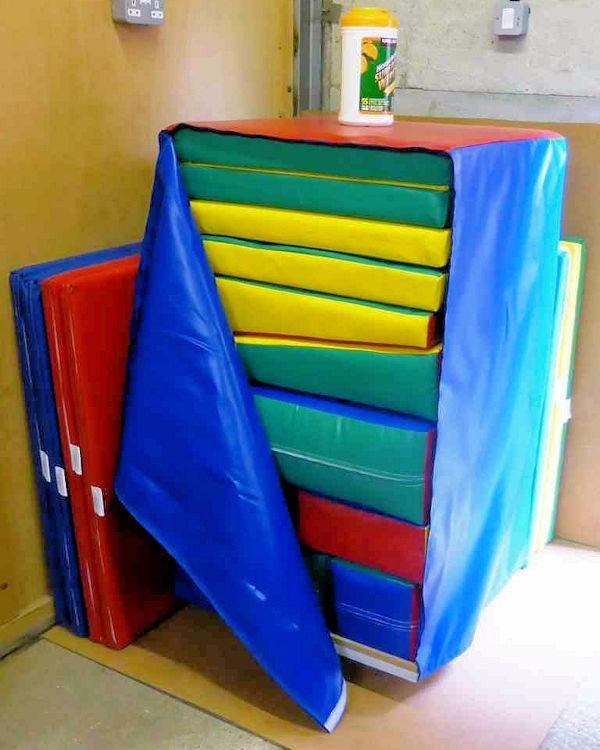 Northall Village Hall - Soft Play storage