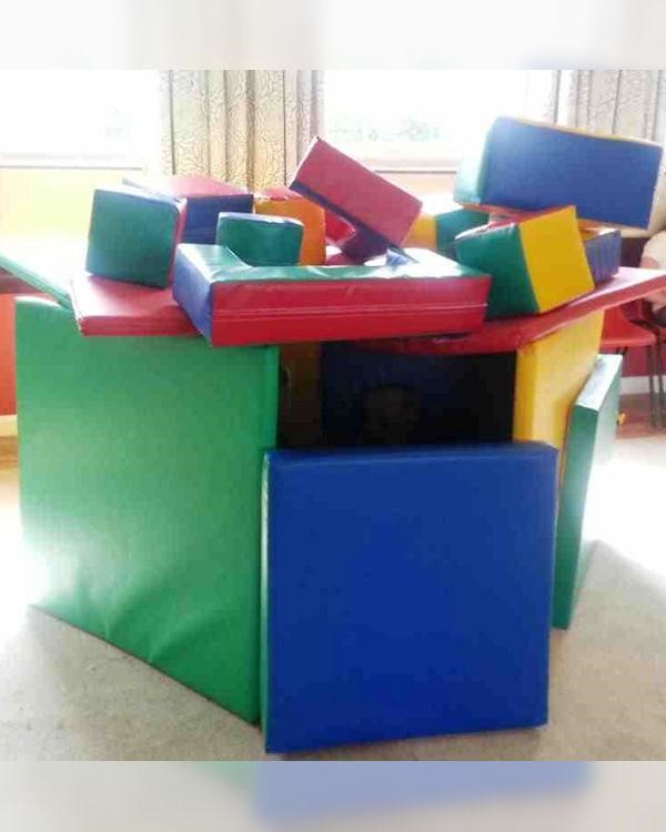 Northall Village Hall - Soft Play in use (1)