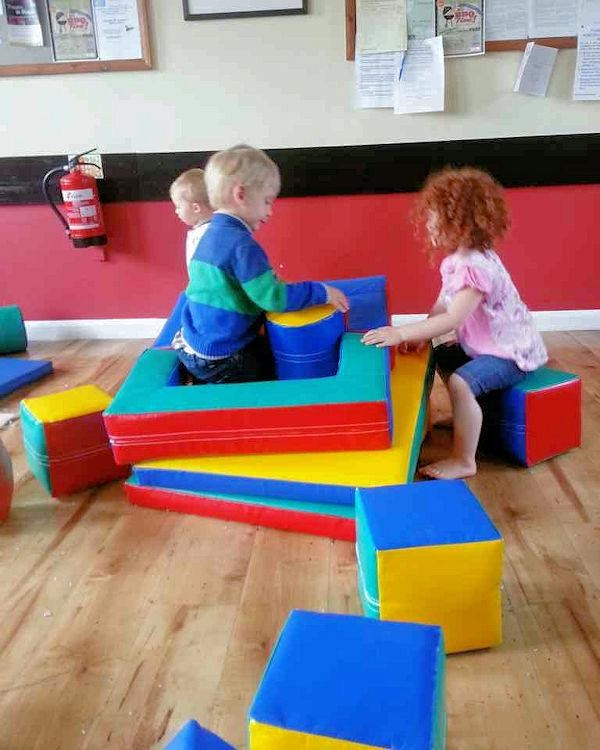 Northall Village Hall - Soft Play in use (2)